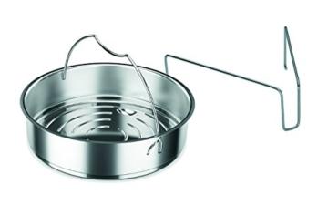 fissler einsatz ungelocht 22 cm mit dreibein schnellkochtopf ratgeber. Black Bedroom Furniture Sets. Home Design Ideas