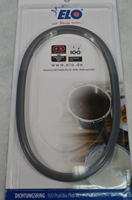 ELO Dichtungsring Dichtring 22 CM für Praktika Plus XL 99285,99286,99287 Schnellkochtopf Neuware / OVP - 1