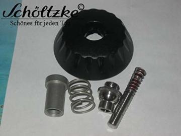 Fissler Ersatzteil / Kochkrönchen / Deckel-Ventil komplett für Schnellkochtopf vitavit (Baujahr bis 1994) - 1