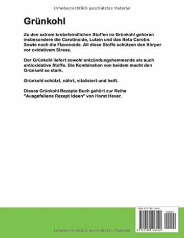 Grünkohl - Ausgefallene Rezept Ideen: Grünkohl schützt, nährt, vitalisiert und heilt - 2