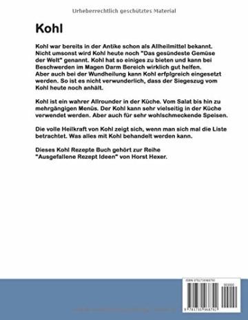 Kohl - Ausgefallene Rezept Ideen: Kohl das Allheilmittel der Antike - 2