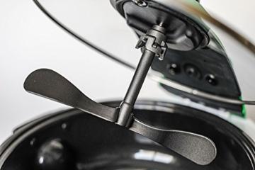 Onepot SF-1705 Multikocher / Dampfgarer / Reiskocher / Slow Cooker  / Fritteuse / Joghurtbereiter / Brotbackautomat unter einem Deckel - 5