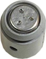 Silit Ersatzteil Arbeitsventil Schnellkochtopf, Sicomatic t-plus/classic Kunststoff, schwarz - 1