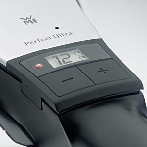Schnellkochtopf WMF Perfect Ultra  6,5l ohne Einsatz Ø 22cm edelstahl Made in Germany Innenskalierung Cromargan® Edelstahl induktionsgeeignet -