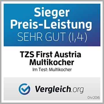 TZS First Austria Multikocher