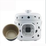 2L Multifunktions-Haushalt Mini-Elektro-Dampfkochtopf, 710W , a -