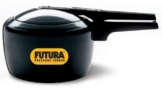Futura by Hawkins Hard Anodized 3.0 Litre Pressure Cooker from Hawkins by A&J Distributors, Inc. -