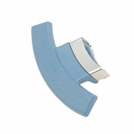 Fissler Ersatzteil Seitengriff ohne Anschlag Blau 220cm für Serie Magic line Comfort 2064700630 - 1