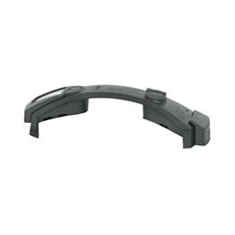 Fissler Magic Comfort Basic Deckelbügel zu Schnellkochtopf, Ersatzteil, Zubehör, Schwarz, für Töpfe mit Ø 22 cm, 2063402660 - 1