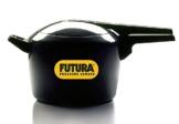 Hawkins O60 Futura O60 Pressure Cookware, 6 L, Silver - 1