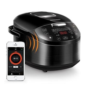 Multikocher REDMOND M800S-E, Multikocher über Ihr Smartphone mit der Ready-for-Sky-App - 1