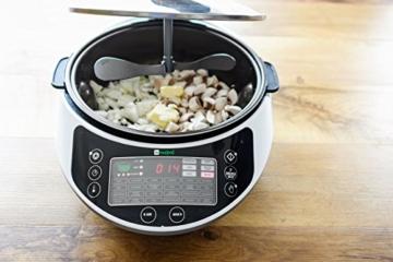 Onepot SF-1705 Multikocher / Dampfgarer / Reiskocher / Slow Cooker  / Fritteuse / Joghurtbereiter / Brotbackautomat unter einem Deckel - 7