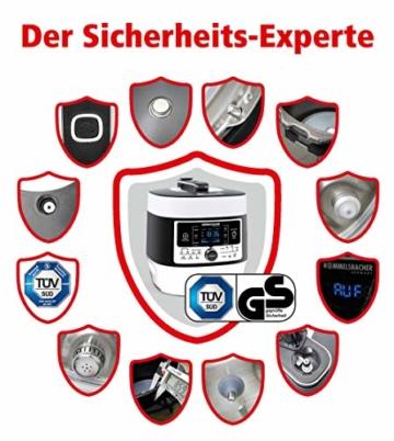 ROMMELSBACHER MeinHans MD 1000, weiß/schwarz - 5