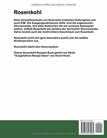Rosenkohl - Ausgefallene Rezept Ideen: Rosenkohl aktiviert das Immunsystem - 2