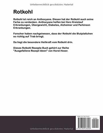 Rotkohl - Ausgefallene Rezept Ideen: Rotkohl beugt Schlaganfällen oder Herzinfarkten vor - 2