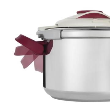 Tefal yy2981fa Schnellkochtopf Clipso Plus Genauigkeit + Gemüseschäler + 4Schneidebretter Fresh Kitchen - 5