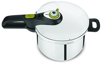 Tefal yy3081fa Schnellkochtopf Secure Neo 5und Küchenwaage, Edelstahl, Edelstahl, 45x 29x 30cm - 7